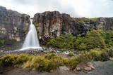 Taranaki Falls in Tongariro National Park, New Zealand