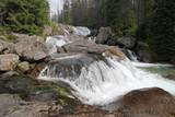 Tatras waterfall - Studenovdosky