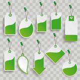 Bio Price Stickers Pins - 194090813