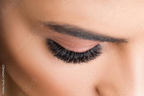 25a93c5c5a0 Beautiful Fashion Luxury Makeup, long eyelashes, perfect skin facial make-up.  Beauty