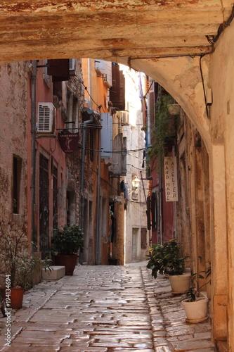 Fototapeta Borgo di Rovigno