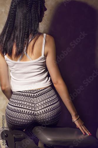 young ass girl