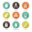 Allergens Icons