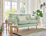 Modern room interior with armchairs and sofa - 194162688