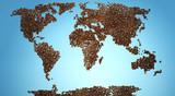 Mondo di caffè, illustrazione 3d - 194189495