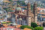 Santa Prisca parish in Taxco de Alarcon, Guerrero, Mexico - 194193628