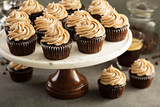 Chocolate espresso cupcakes - 194215001