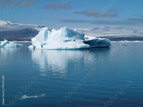 Aluminium Europa Iceland Jökulsárlón