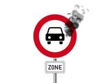 Diesel - Road sign