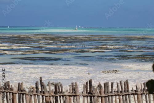 Aluminium Zanzibar Jambiani Beach, Zanzibar, Tanzania