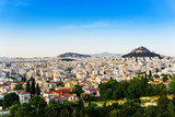 view of Buildings around Athens city, Greece - 194260099