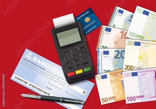 pieniądze - karta kredytowa - karta kredytowa - bank - czek - pieniądze - karta bankowa
