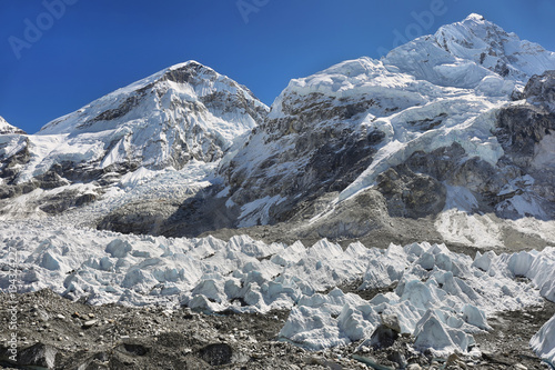 Plakat Widoki z Everest Base Camp