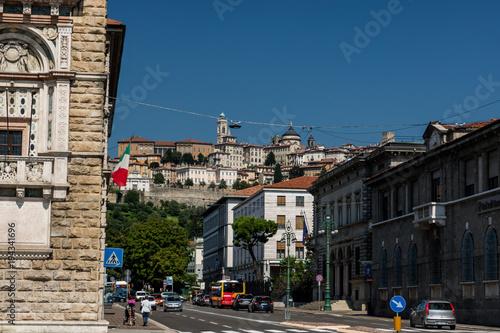 Fototapeta Bergamo