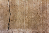 Old crack dirty cement wall texture