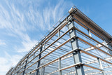 warsztat konstrukcji stalowych jest w budowie