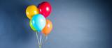 Bunte Luftballons - 194415698