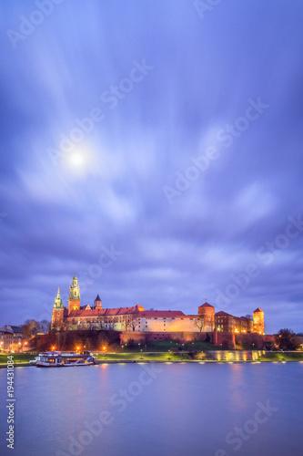 Fotobehang Krakau Krakow - Poland