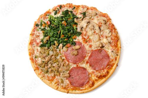 Papiers peints Pizzeria Pizza Quattro Stationi