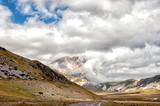 Panorama Gran Sasso tra le nuvole