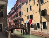 Venice, view on a canal