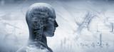 brain, thinking concept - 194516045