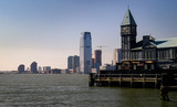 Jersey City, New Jersey from The Battery