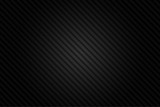 Black lighting background with diagonal stripes. Vector abstract background