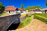 Kumrovec picturesque village in Zagorje region of Croatia - 194562000