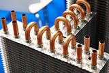 Copper tube radiator - 194577267
