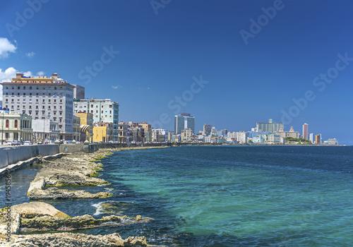 Fotobehang Havana Malecon Havana