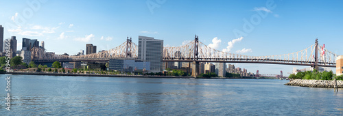 Queensboro bridge from Long Island City - 194589866