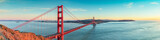 Fototapeta Most - Golden Gate bridge, San Francisco California © Mariusz Blach