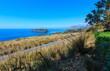 Island Isola di Dino, Calabria, Italy