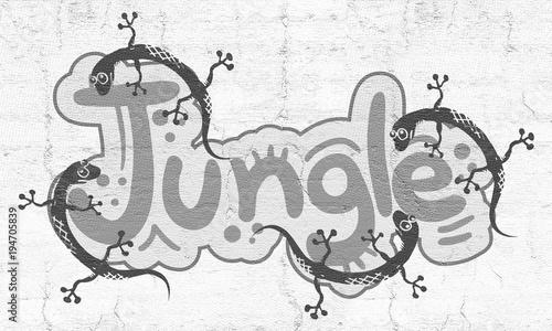 Symbol dżungli