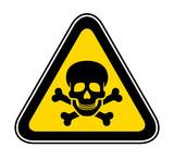 Triangular Warning Hazard Symbol - 194749430