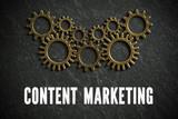 Content Marketing as a complex machine
