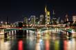 Frankfurt Skyline Nacht