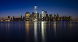 Manhattan Sunrise 1