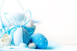 Happy Easter. Congratulatory easter background.