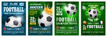 Football Poster Set Sticker