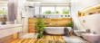 Leinwandbild Motiv Modern design bathroom