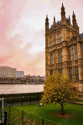 Deurstickers Londen London, United Kingdom