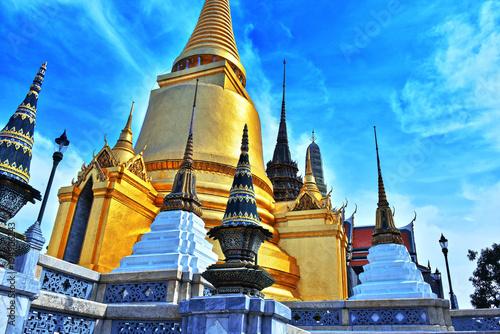Foto op Canvas Bangkok Grand Palace in Bangkok,Thailand