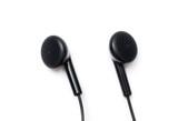 Ear headphone isolated