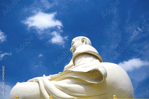 Sticker Statue of the Deity in Asia
