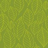 Leafy seamless background 6 - 194974031