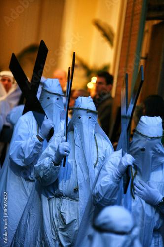 Napels Procida (Italy) - Holy Thursday in Procida