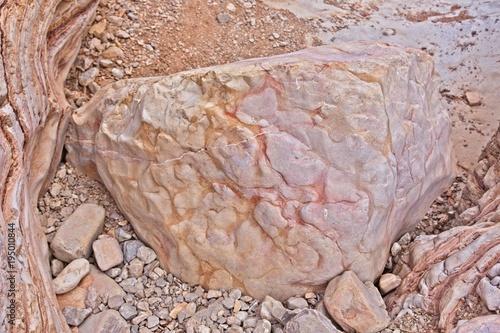 Foto op Canvas Stenen Rocks in nature