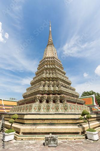 Aluminium Thailand Wat Pho, Bangkok, Thailand